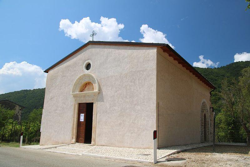 B&B La Residenza - Chiesa di San Sebastiano - Rosciolo dei Marsi